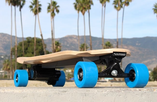 ZBoard 2 weight sensing electric skateboard 5