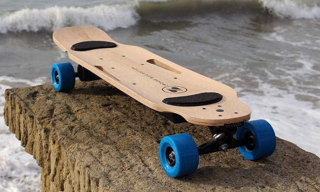 ZBoard 2 weight sensing electric skateboard 7