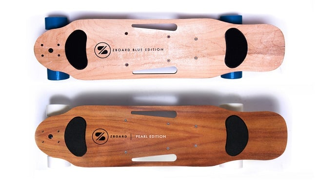 ZBoard 2 weight sensing electric skateboard 9
