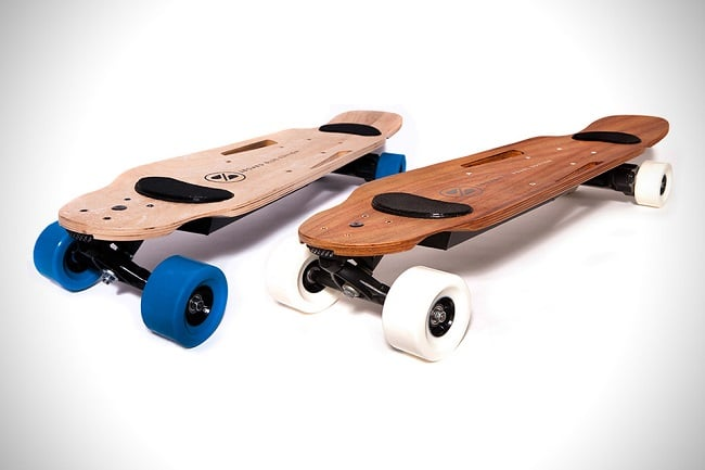 ZBoard 2 weight sensing electric skateboard