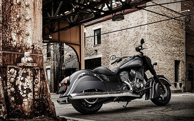 2016 Indian Chief Dark Horse Motorcycle 1