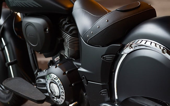 2016 Indian Chief Dark Horse Motorcycle 10