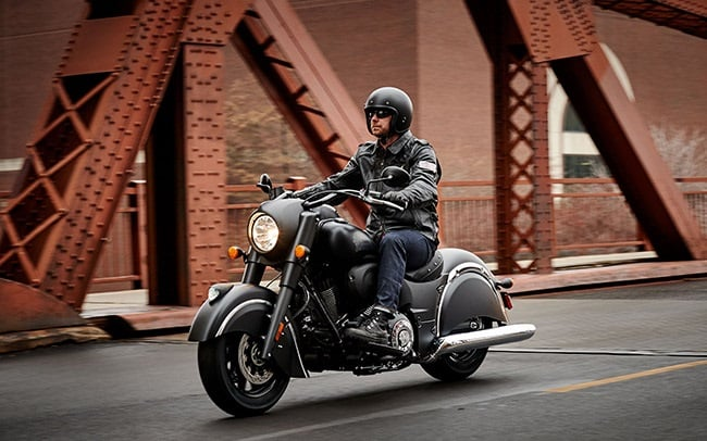 2016 Indian Chief Dark Horse Motorcycle 12