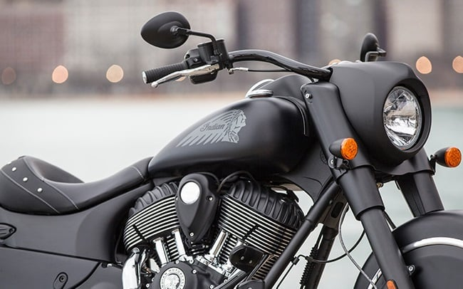2016 Indian Chief Dark Horse Motorcycle 4