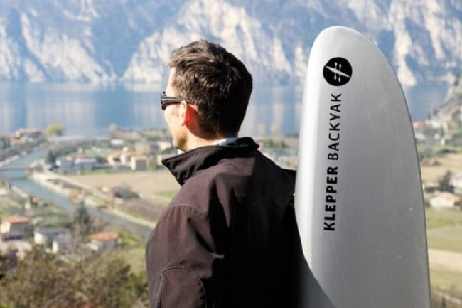 Backyak – Sled, Kayak and Sailboat All in One