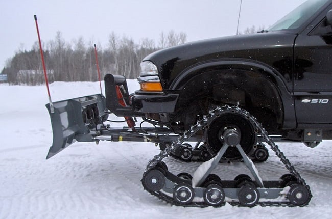 Can You Drive On A Flat Tire >> Dominator Track System | Men's Gear