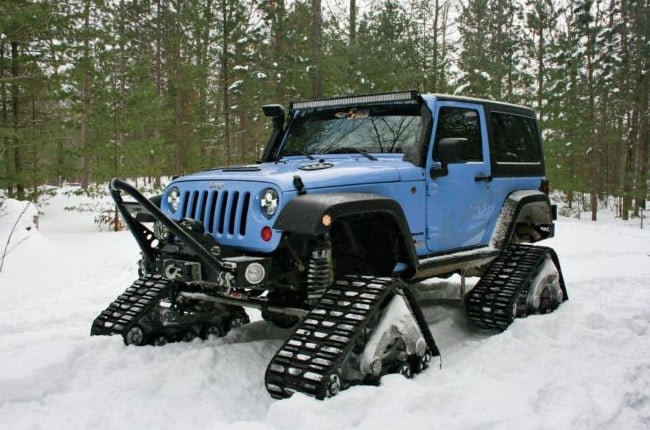 San Diego Jeep Dealers >> Dominator Track System | Men's Gear