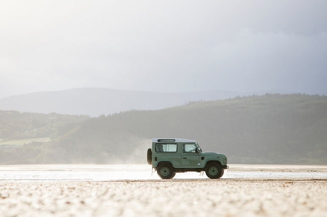 Land Rover Defender Heritage Limited Edition 1