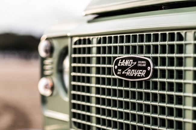 Land Rover Defender Heritage Limited Edition 4