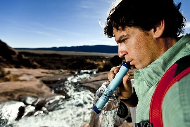 LifeStraw Personal Water Filter 1