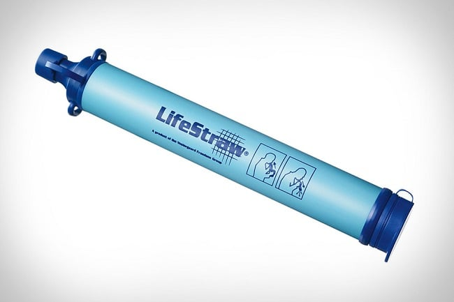 LifeStraw Personal Water Filter 10