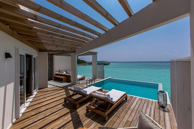 Amilla Fushi Resort In Maldives 2