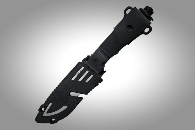 SOG Bladelight Camp Knife 3