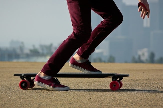 The Monolith Electric Skateboard 4