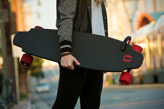 The Monolith Electric Skateboard