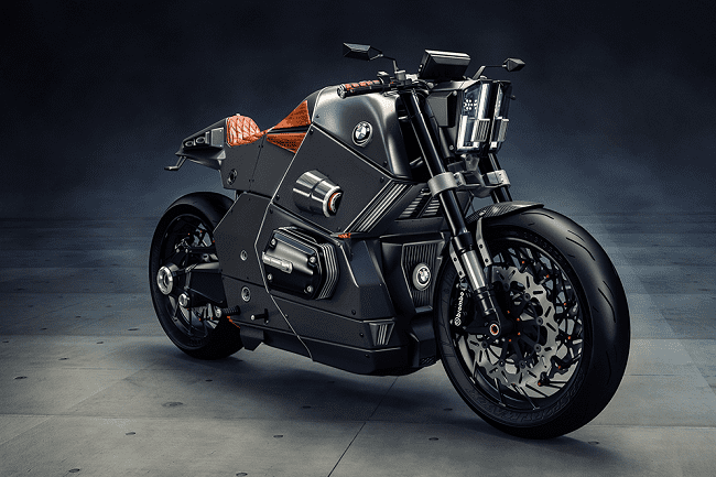 Urban Racer Concept BMW Motorcycle 2