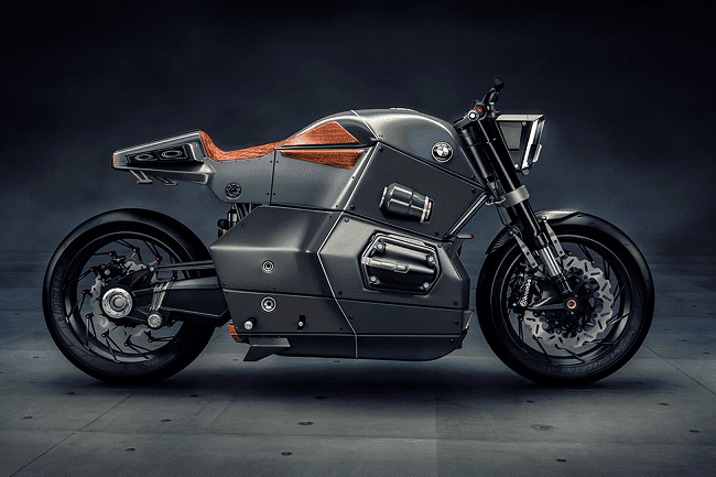 Urban Racer Concept BMW Motorcycle