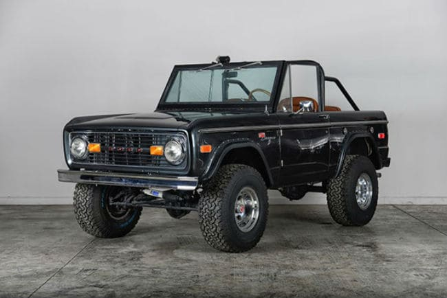 Classic Ford Broncos 10