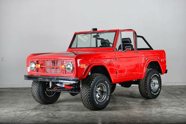 Classic Ford Broncos 11