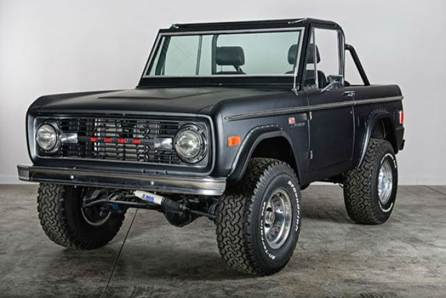 Classic Ford Broncos 13