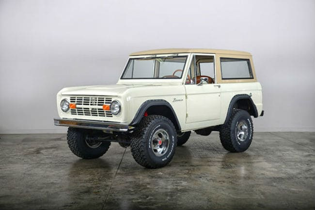 Classic Ford Broncos 16
