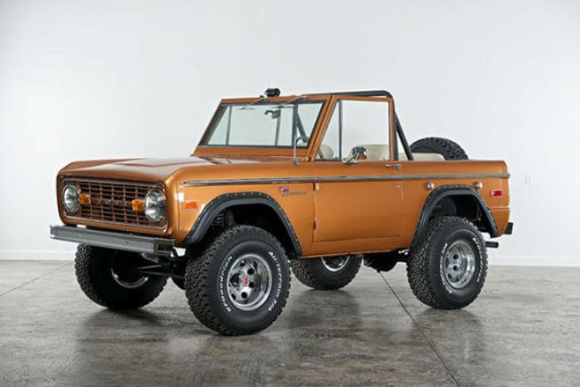 Classic Ford Broncos 8