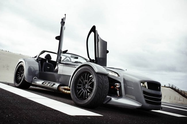 Donkervoort D8 GTO Bare Naked Carbon Edition 5
