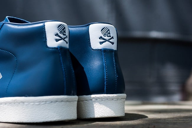"NEIGHBORHOOD x Adidas Originals Pro Model ""Night Marine"" 5"