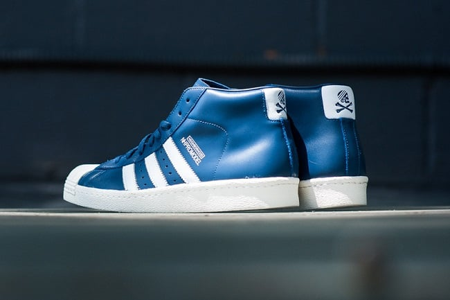 "NEIGHBORHOOD x Adidas Originals Pro Model ""Night Marine"" 6"