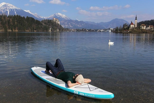 SipaBoard  Self-Inflating Electric Paddleboard 8