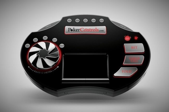 The Universal Wireless Poker Controller