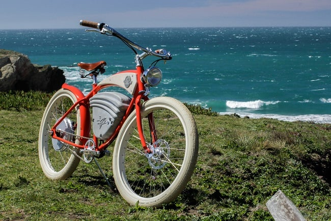 Vintage Electric Cruz E-Bike 8