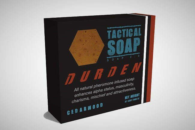 Durden Pheromone Enhanced Bar Soap