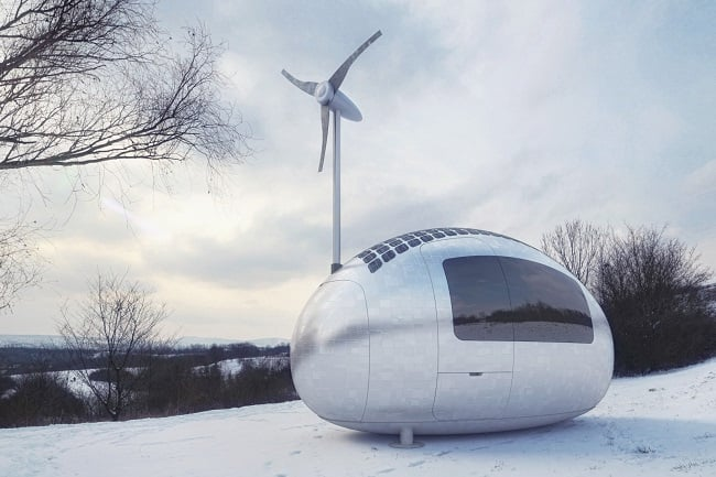 Ecocapsule  Portable House 1
