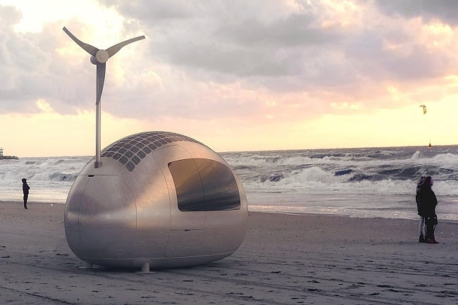Ecocapsule  Portable House 2