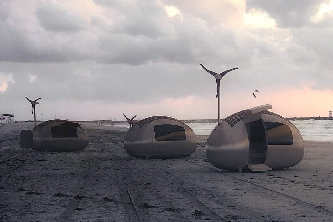 Ecocapsule  Portable House 3