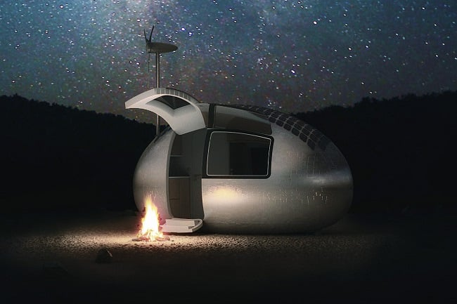 Ecocapsule  Portable House 4
