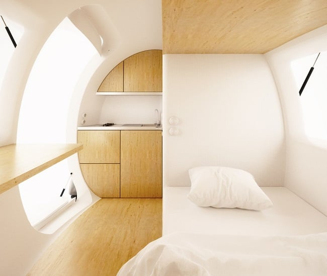 Ecocapsule  Portable House 5
