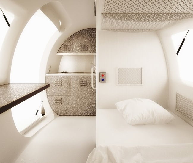 Ecocapsule  Portable House 6