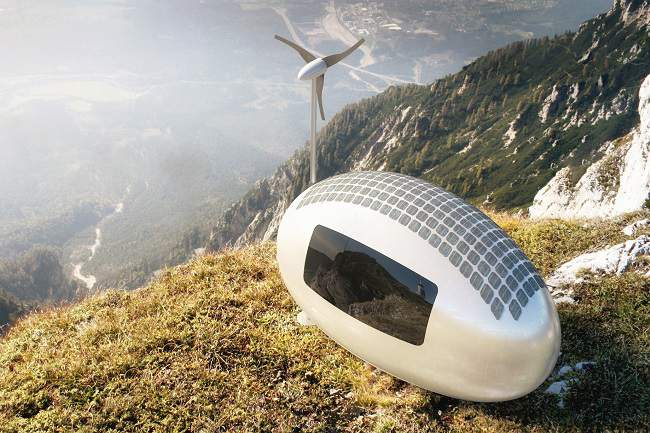 Ecocapsule | Portable House