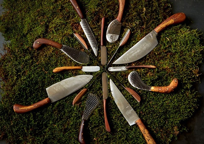 Kitchen Knives By Chelsea Miller 9