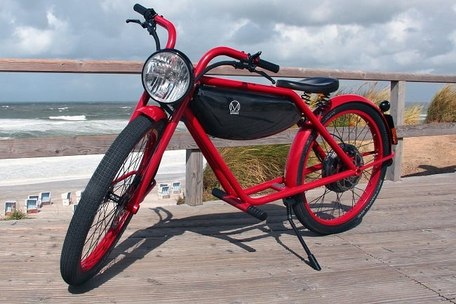 MEIJS Motorman Electric Moped 1
