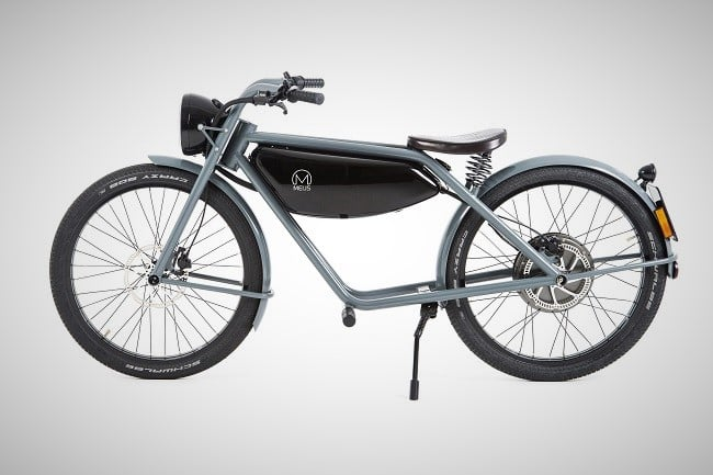 MEIJS Motorman Electric Moped 2