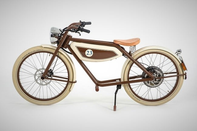MEIJS Motorman Electric Moped 3