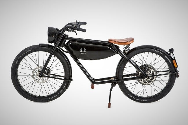 MEIJS Motorman Electric Moped 4