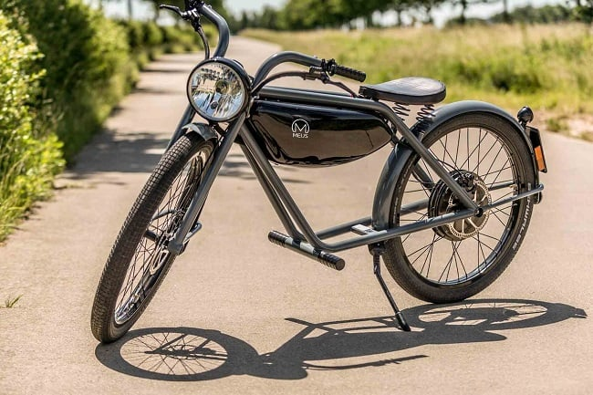 MEIJS Motorman Electric Moped