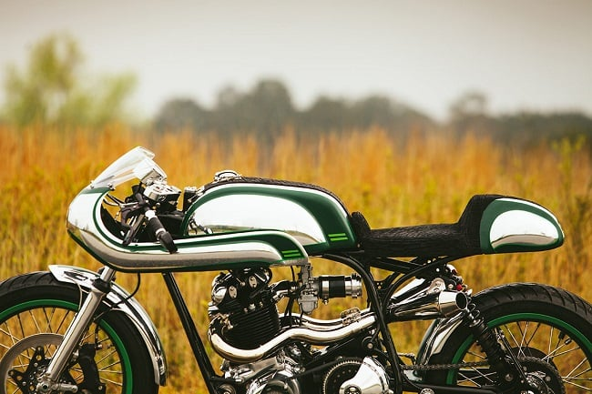 Minty Fresh Norton Commando 750 By Fuller Moto 2