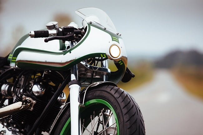 Minty Fresh Norton Commando 750 By Fuller Moto 3