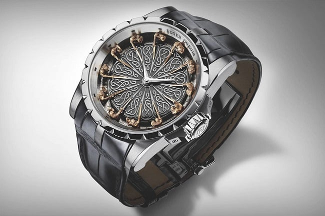 Roger Dubuis Excalibur Automatic Limited Edition Watch 1