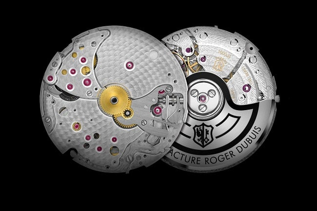 Roger Dubuis Excalibur Automatic Limited Edition Watch 2